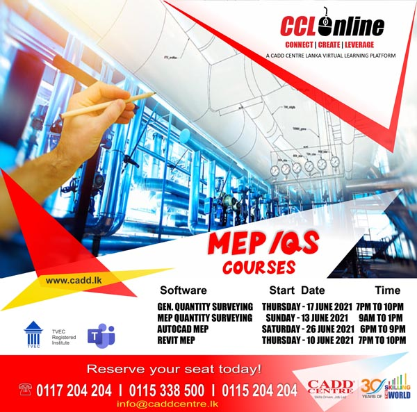 Quantity Surveying/MEP Training