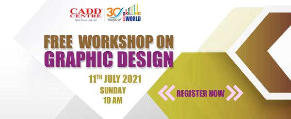Free Workshop on Graphic Design